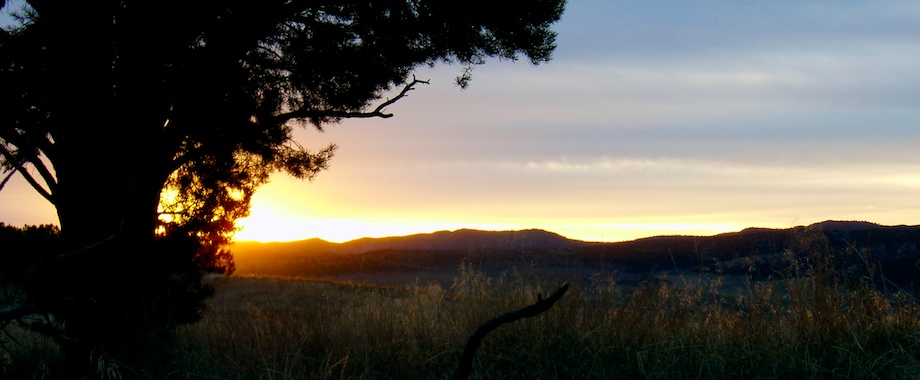 Western Slope Sunset 4