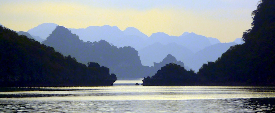 Ha Long Bay Morning